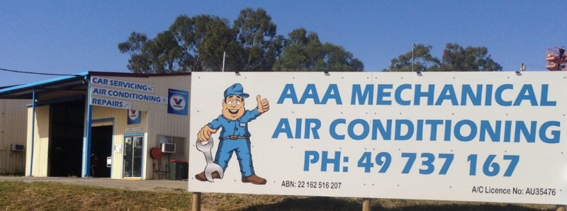 AAA Mechanical and Air Conditioning